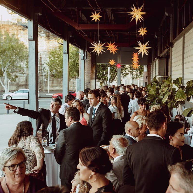 Why is View by Sydney a leading waterfront venue for your next event?